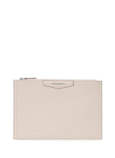 Givenchy Clutch / El Çantası Pembe